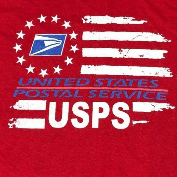 Other - United States Postal Service 2XL Tshirt